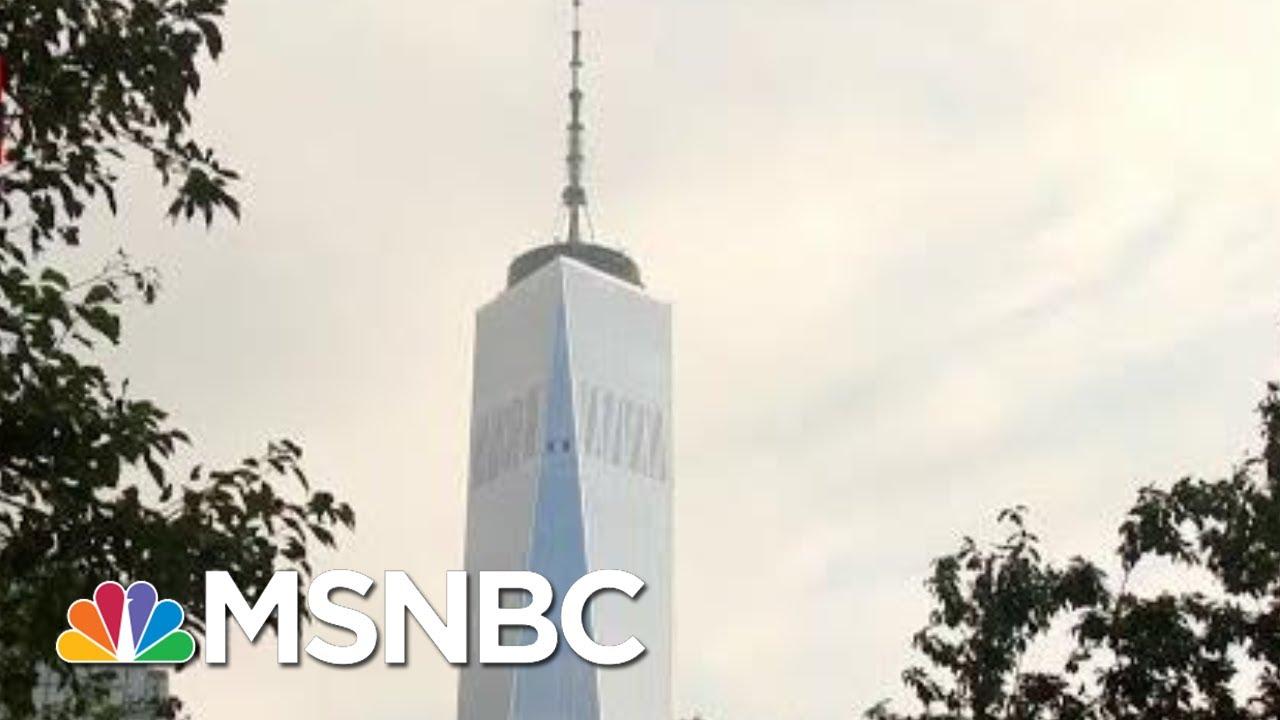 Marking 19 Years Since The 9/11 Attacks | Morning Joe | MSNBC 4