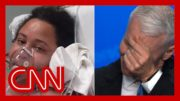 Woman's story from hospital bed brings Anderson Cooper to tears 2