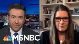 Trump Niece Mary Trump: Donald Is A 'Very Sick Man' Responsible For COVID Death Toll | MSNBC 3