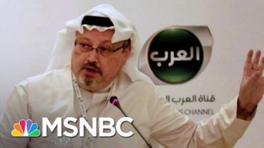 Kristof: Trump Bragging About Protecting Saudi Crown Prince Over Khashoggi's Murder Breaks | MSNBC 6