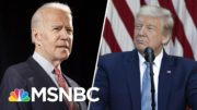 Trump Baselessly Says Biden Is Probably Using Drugs | The 11th Hour | MSNBC 2