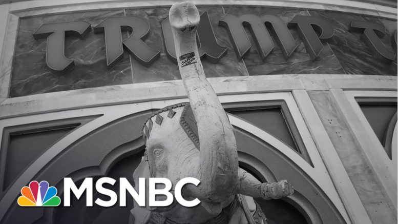 Memo to Trump: 'You're Running Your Campaign Like Your Many businesses: Into The Ground' | MSNBC 1