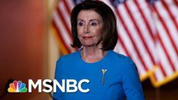 'Forget Him': Pelosi On Trump's Attacks Against Mail-In Voting   Craig Melvin   MSNBC 6