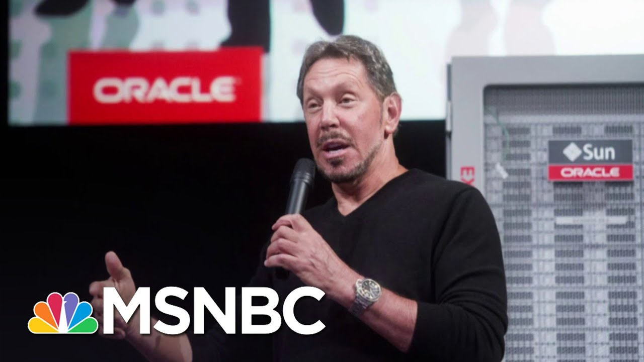 TikTok Decides To Partner With Oracle Instead Of Perceived Front Runner Microsoft | MSNBC 2