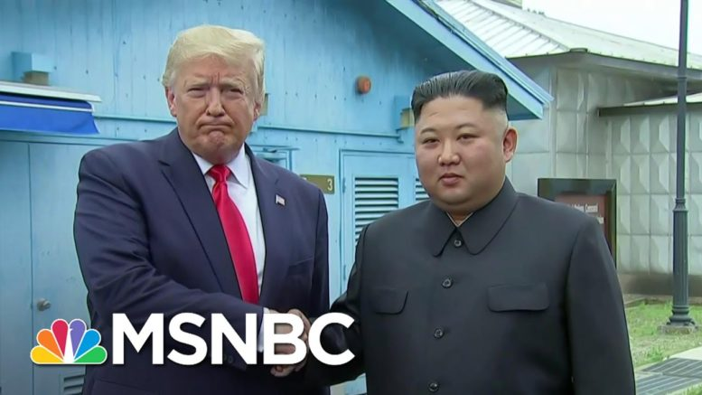 John Brennan: With Dictators, Trump Is The 'Like Putty In Their Hands' | Katy Tur | MSNBC 1