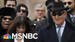 DOJ Internal Watchdog Investigating Roger Stone's Sentencing | MSNBC 9