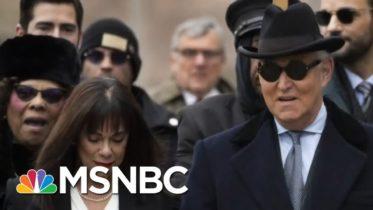 DOJ Internal Watchdog Investigating Roger Stone's Sentencing | MSNBC 6