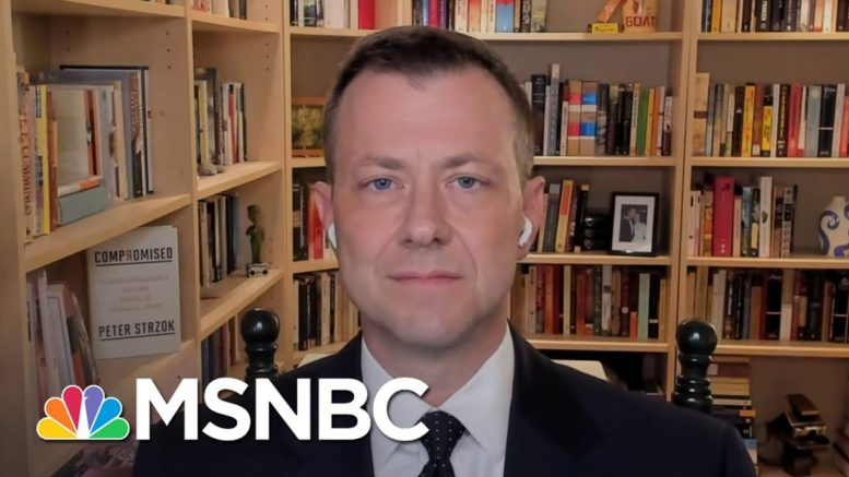 Peter Strzok: 'Staggering' That Trump Admits To Preferring Dictators | The Last Word | MSNBC 1
