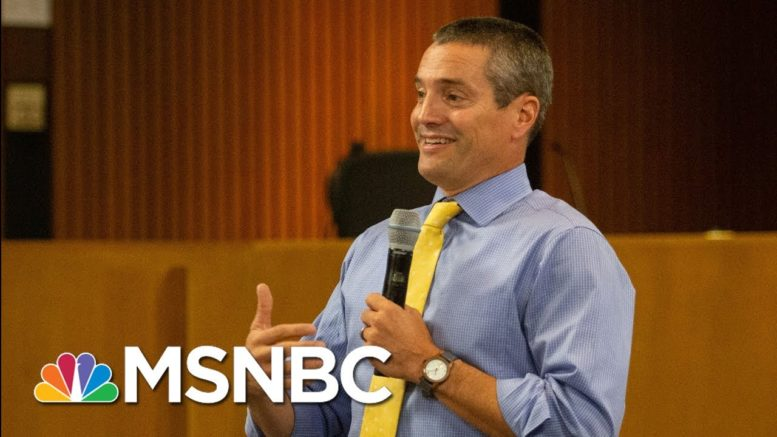 Wade Crowfoot: 'Perfect Storm Of Conditions' Causing CA Fires | The Last Word | MSNBC 1
