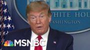 Trump Warned Woodward About Coronavirus In April | Morning Joe | MSNBC 5