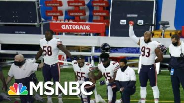 NFL Players 'Need The Money And The Muscle Of The Multi-Billionaire Owners' | Deadline | MSNBC 6
