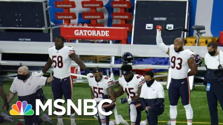 NFL Players 'Need The Money And The Muscle Of The Multi-Billionaire Owners'   Deadline   MSNBC 1
