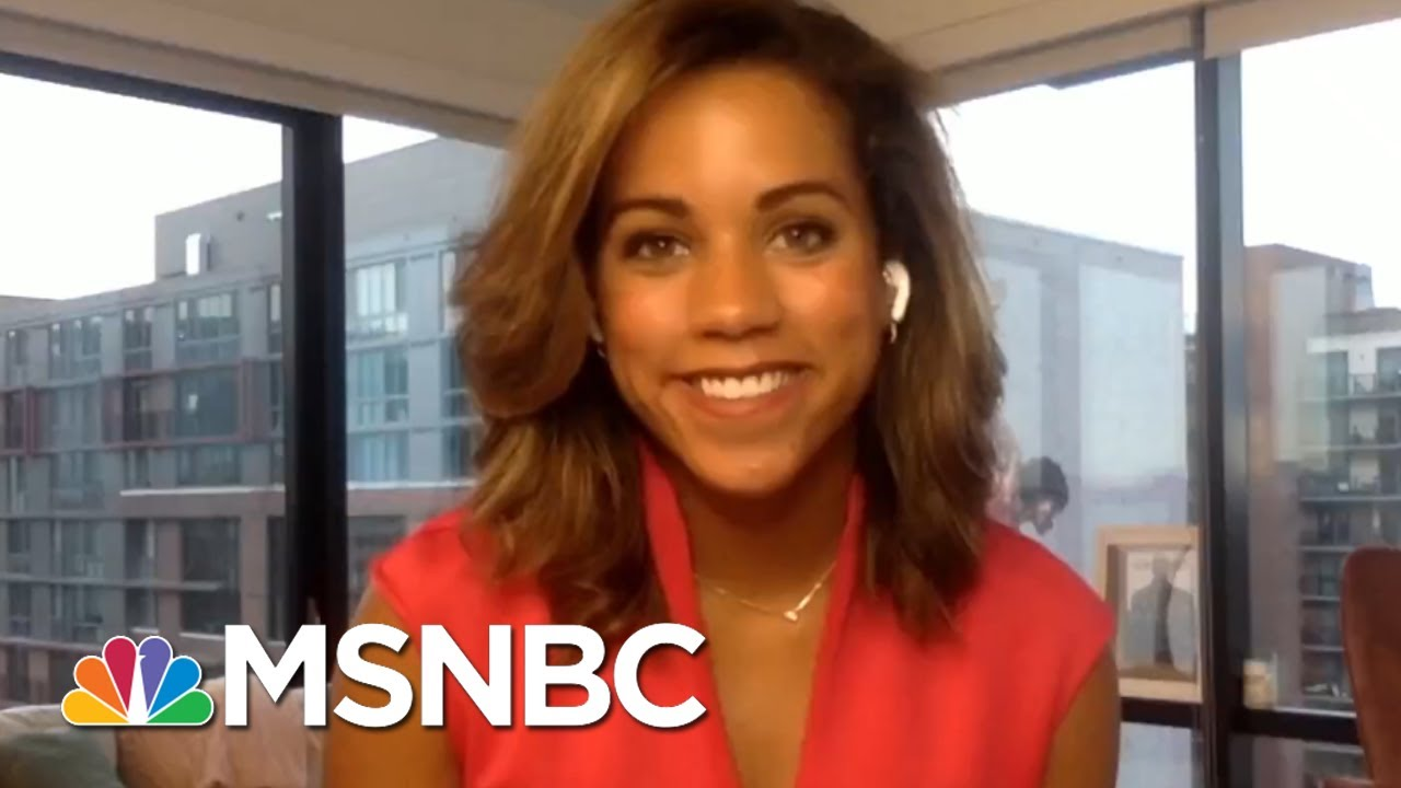 Where Trump, Biden Stand On Public Confidence In Law And Order | Morning Joe | MSNBC 1