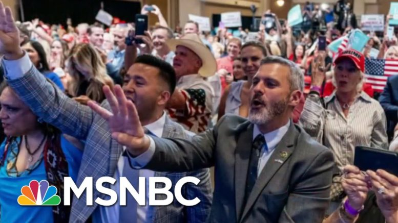 Kushner Says People Can Make Own Decisions On Masks, Distancing At Rallies | Morning Joe | MSNBC 1