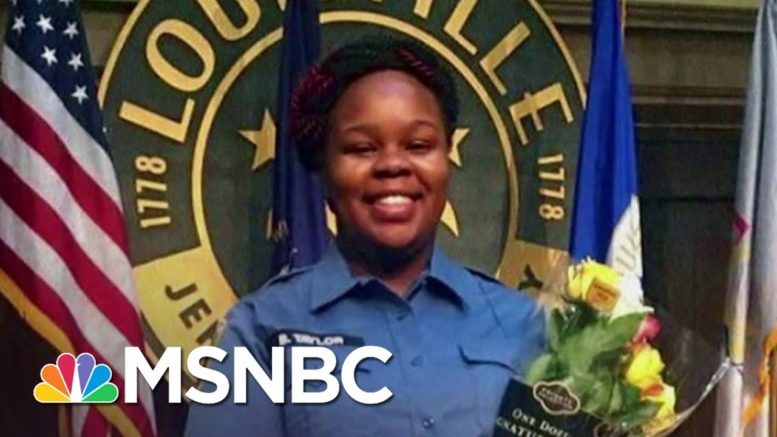 Louisville Agrees To Settlement, Police Reforms In Breonna Taylor Case   Stephanie Ruhle   MSNBC 1