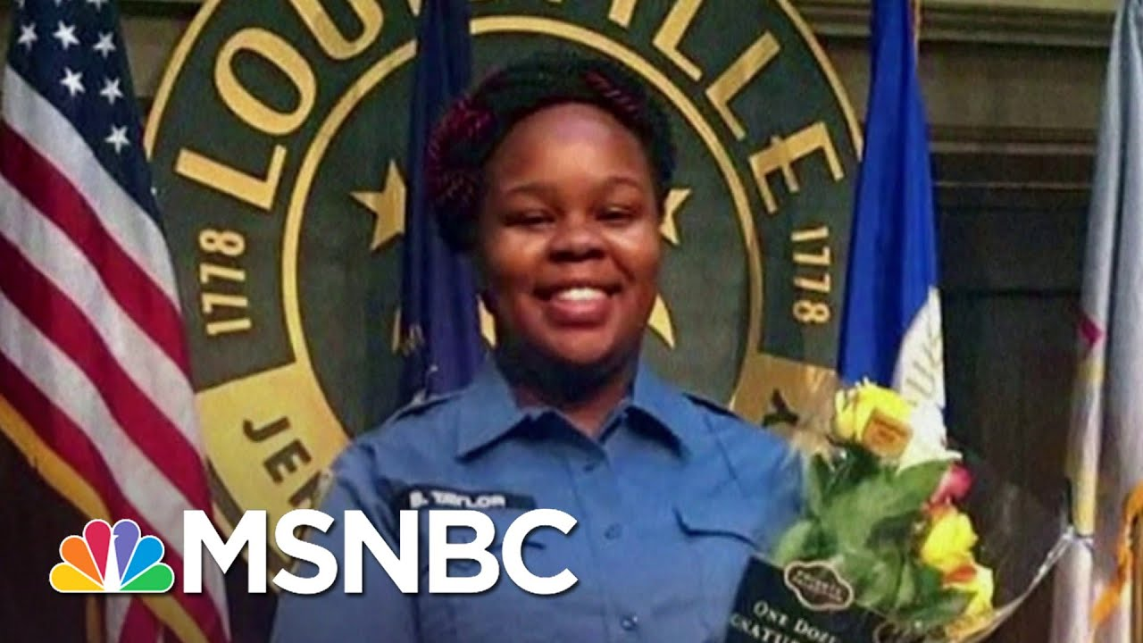 Louisville Agrees To Settlement, Police Reforms In Breonna Taylor Case | Stephanie Ruhle | MSNBC 7
