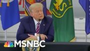Trump Dismisses Role Of Climate Change In Wildfires | Morning Joe | MSNBC 3