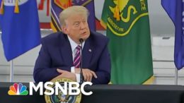 Trump Dismisses Role Of Climate Change In Wildfires | Morning Joe | MSNBC 7