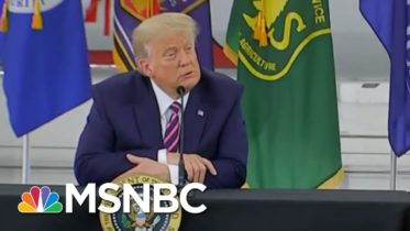 Trump Dismisses Role Of Climate Change In Wildfires | Morning Joe | MSNBC 6