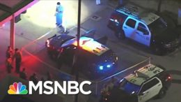 Mayor Garcetti Putting 'All Resources' Into Finding Perpetrator In L.A. Deputy Shooting | MSNBC 6