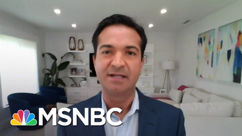 Carlos Curbelo On Biden's Struggle With Latino Support: Latinos Trust Trump More On Economy | MSNBC 1