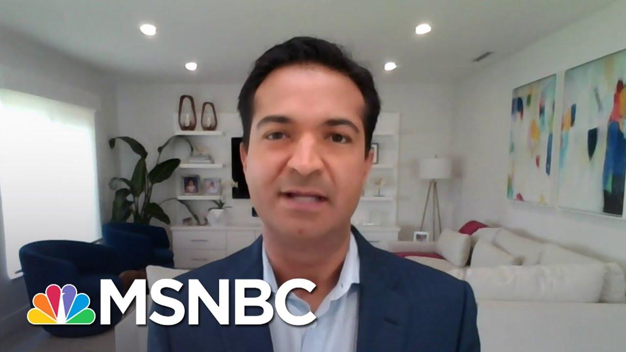 Carlos Curbelo On Biden's Struggle With Latino Support: Latinos Trust Trump More On Economy | MSNBC 7