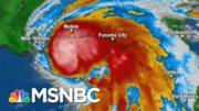 Mobile, AL Mayor: 'We Are Prepared' For Hurricane Sally   Hallie Jackson   MSNBC 2