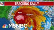 Hurricane Sally Approaches Gulf Coast, Threatens Historic Flooding | MTP Daily | MSNBC 3