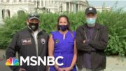 Jon Stewart, John Feal Backing Bill To Help Veterans Affected By Toxic Burn Pits | MSNBC 5