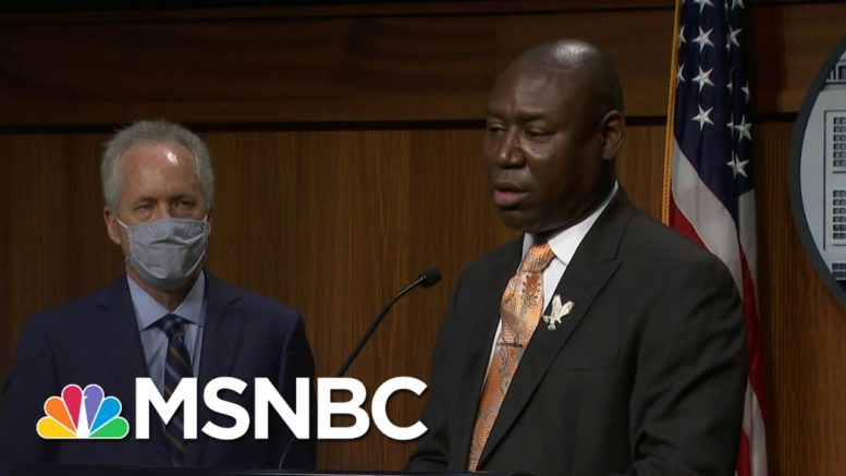 Benjamin Crump On Breonna Taylor Settlement: 'This Sets A Precedent For Other Black Women' | MSNBC 1