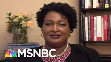 Stacey Abrams: 'People Are Hungry For Truth' | The Last Word | MSNBC 10