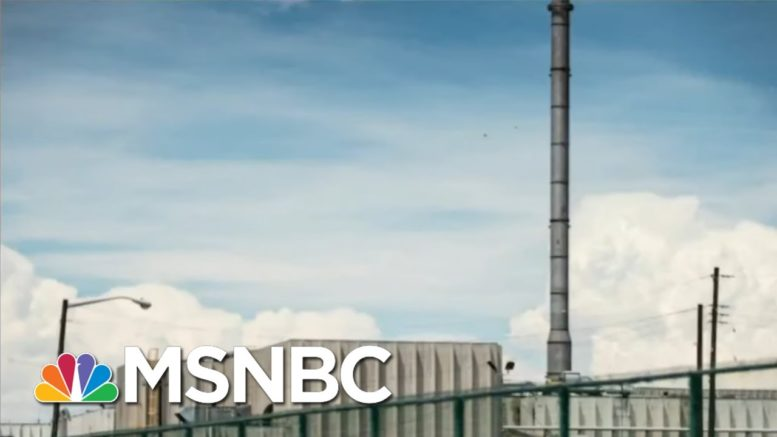 Slap-On-The-Wrist Fine For Multi-Billion Dollar Meat Corporations Over Worker Covid Deaths | MSNBC 1