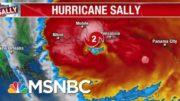 Hurricane Sally Makes Landfall Near Gulf Shores, Al. | Morning Joe | MSNBC 5