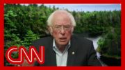 Sanders on Trump: This is a major effort to undermine election 2