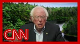 Sanders on Trump: This is a major effort to undermine election 7