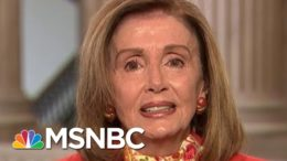 Pelosi: We're Supposed To Be Crushing The Virus; Trump Is Crushing The ACA   Morning Joe   MSNBC 5