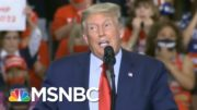 Big Ten University President Says Football Return Has 'Nothing To Do' With Trump | MSNBC 5