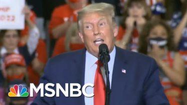 Big Ten University President Says Football Return Has 'Nothing To Do' With Trump   MSNBC 6