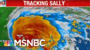Hurricane Sally Makes Landfall In Alabama | MTP Daily | MSNBC 4