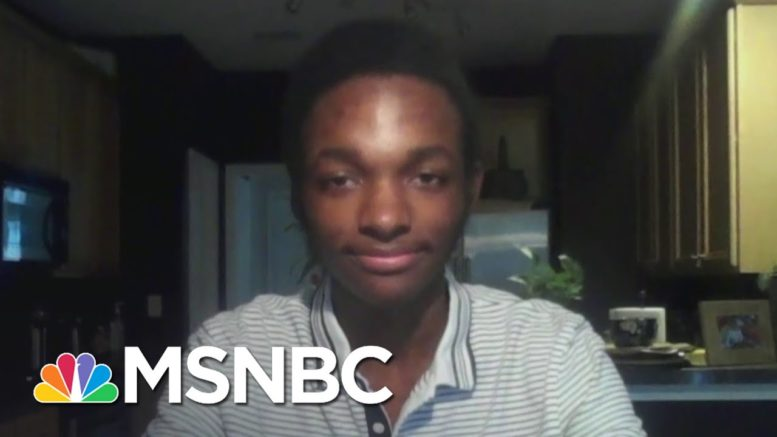 18 Year Old Election Forecaster On The Need To Engage Young Voters | Craig Melvin | MSNBC 1