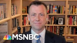Peter Strzok: Trump Associates Had 'Pervasive Pattern Of Contact' With Russians | Katy Tur | MSNBC 2
