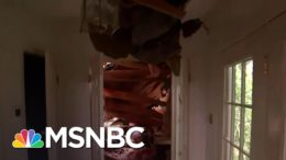 A Look Inside Homes Torn Apart By Hurricane Sally | Katy Tur | MSNBC 1