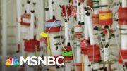 Trump Denies Downplaying Pandemic During Presidential Forum | Katy Tur | MSNBC 3
