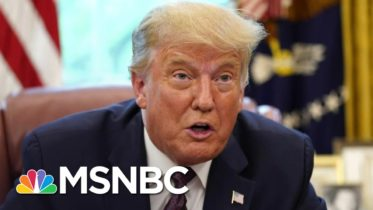 Wallace: 'We Have Never Covered Anyone With No Shame' Until Trump | Deadline | MSNBC 6