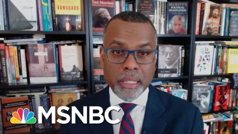 Eddie Glaude: 'Donald Trump Will Run Past 20 Truths To Tell One Lie' | Deadline | MSNBC 1