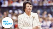 Billie Jean King recognized as a woman of the century | Women of the Century 3