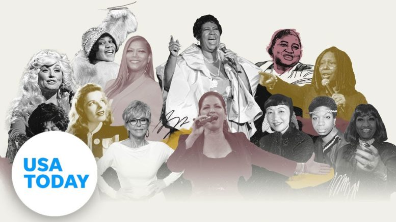 Women of the Century: Recognizing the accomplishments of women from the last 100 years | USA TODAY 1