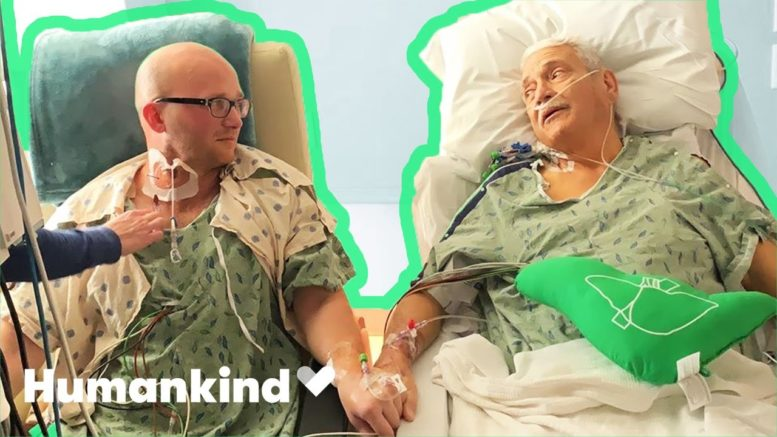Retired cop learns identity of his liver donor | Humankind 1