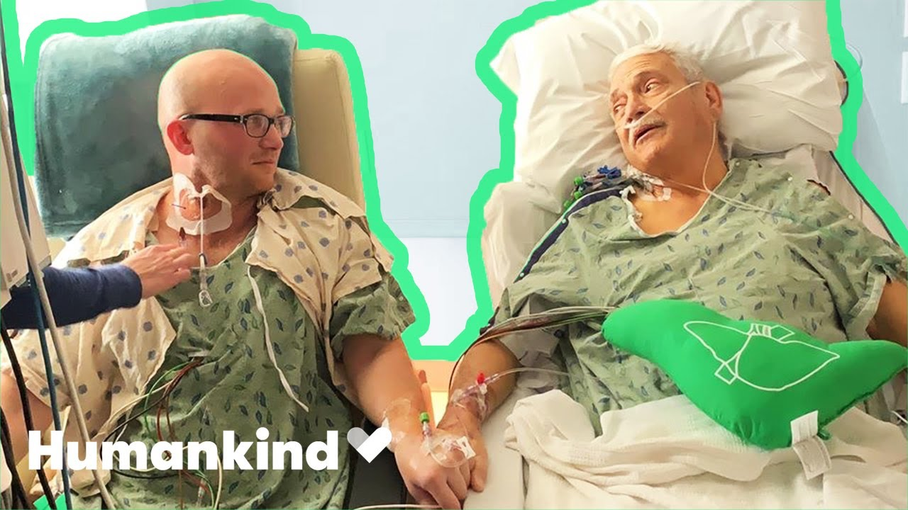 Retired cop learns identity of his liver donor | Humankind 7
