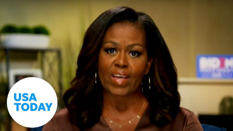 DNC 2020: Michelle Obama among speakers on Democratic convention's first day | USA TODAY 1